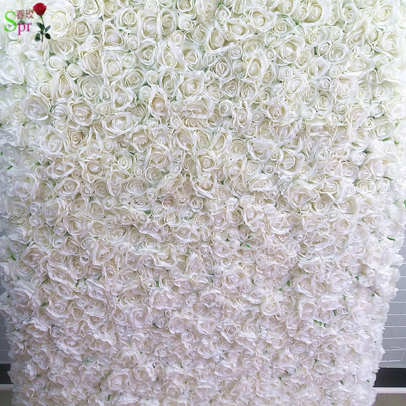 Artificial Wedding Backdrop Arrangement Flowers