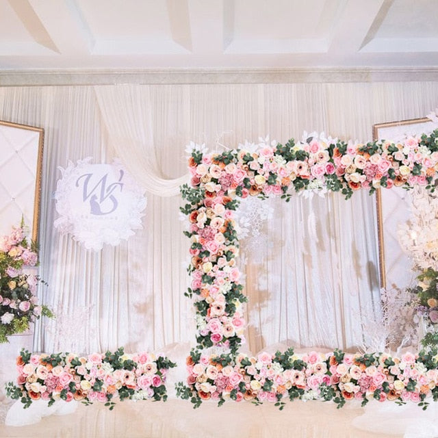 Wedding Backdrop Decor Floral