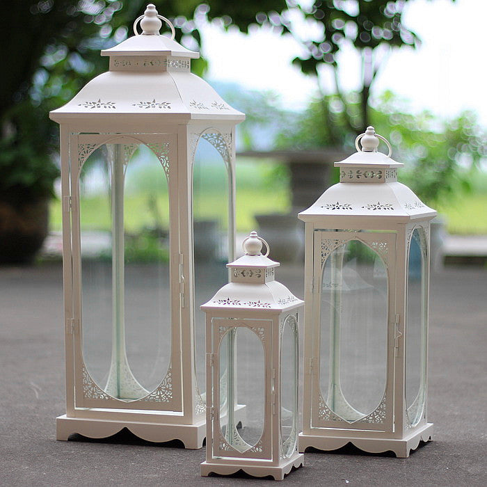 Iron Art European Windbreak Lantern