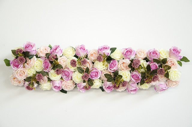 Wedding Backdrop Arch Decor Artificial Flower