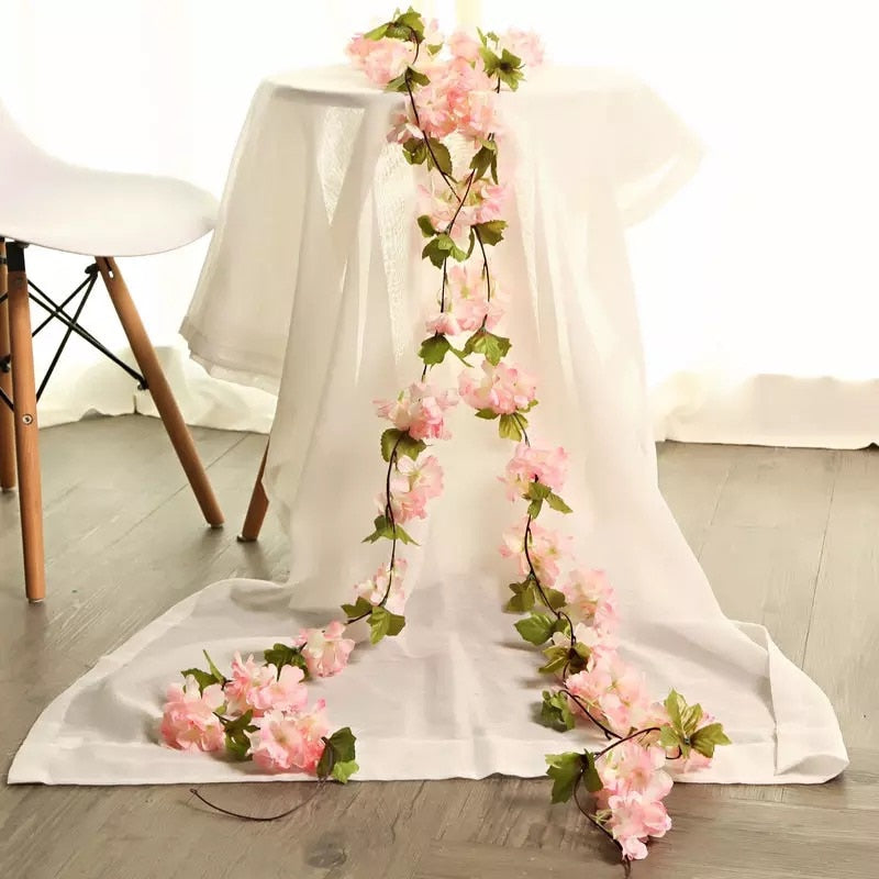 Cherry Blossom Vine Artificial Flowers