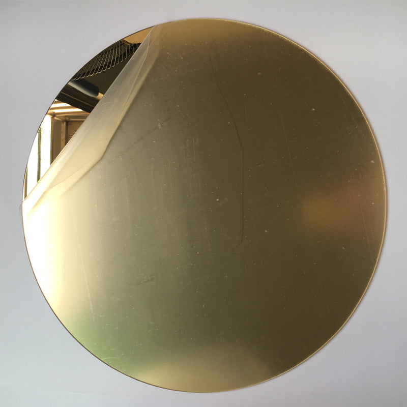 Acrylic Mirrors Round Sheet