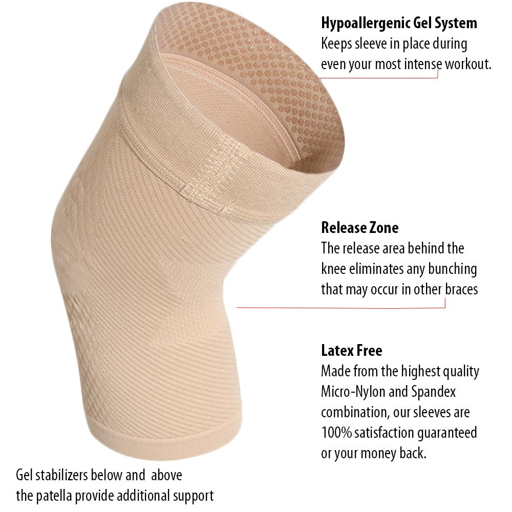 KS7 - KNEE COMPRESSION SLEEVE