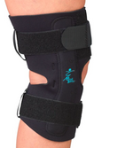 Load image into Gallery viewer, Gripper Hinged Knee Brace - Coolflex