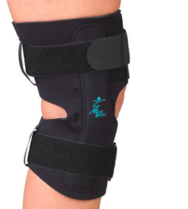 Gripper Hinged Knee Brace - Coolflex