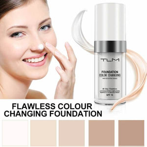 [BUY 2 GET 1 FREE, BUY 3 GET 2 FREE] TLM™ Color Changing Foundation