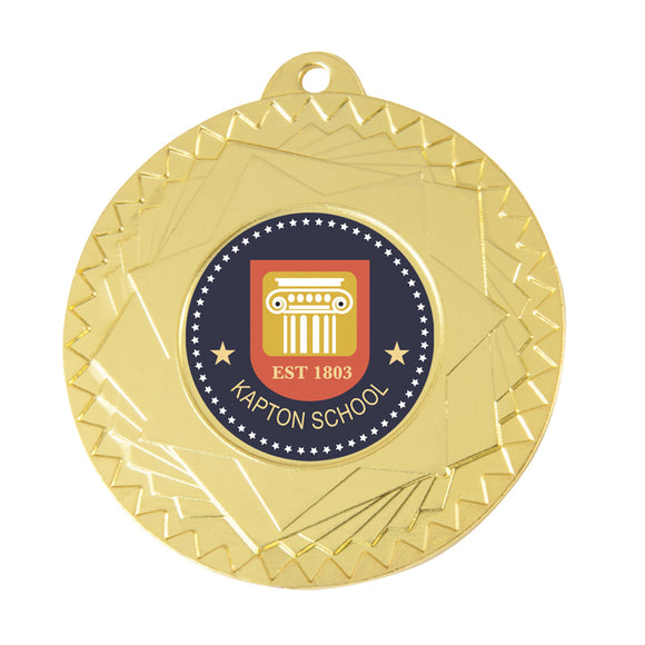 Budget Medal - Star Pentagon design
