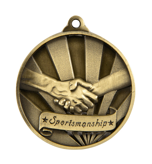Sunrise - Sportsmanship