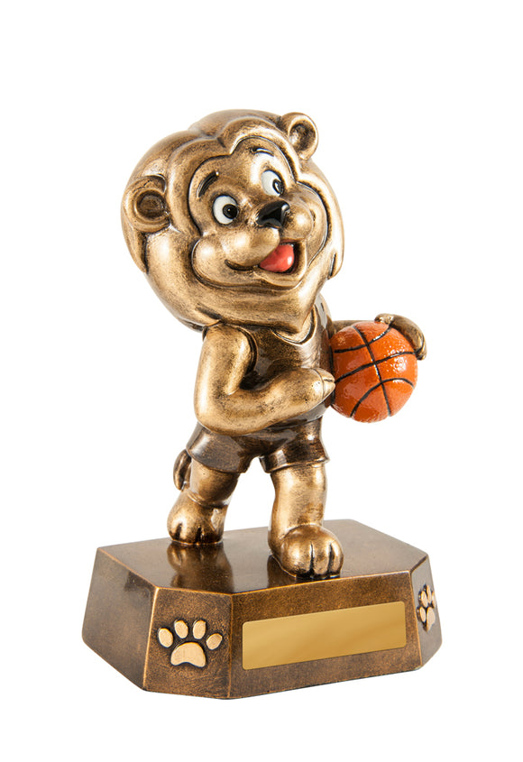 Basketball Lion