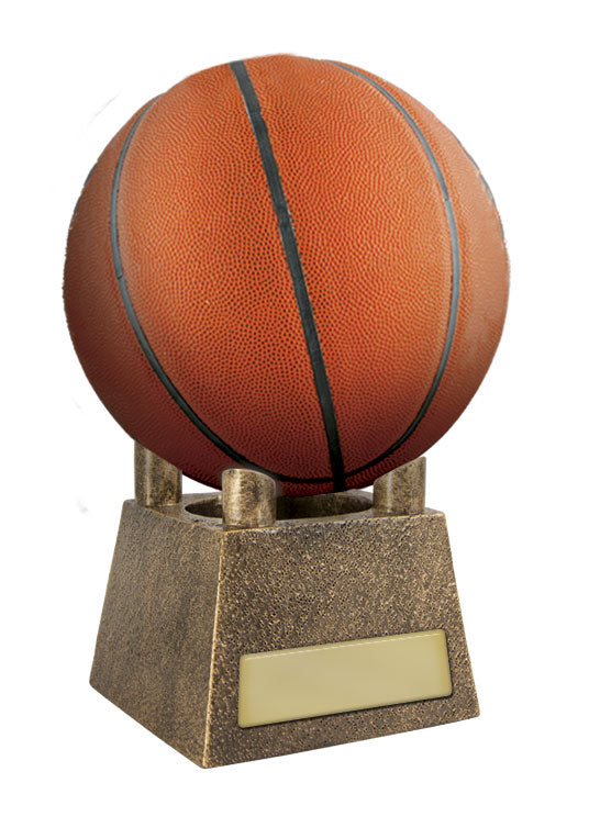 Ball Holder - Basketball Resin