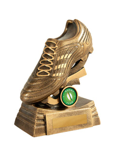 Antique Golden Boot