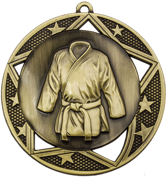 Martial Arts Superstar Medal