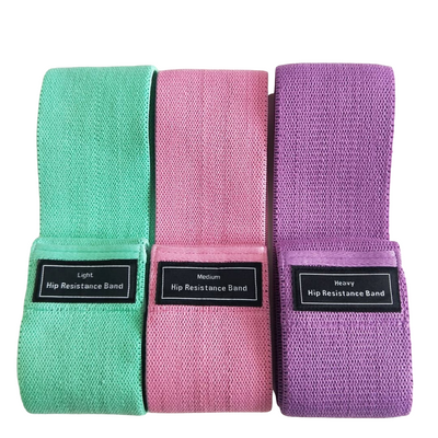 Fabric Resistance Booty Bands (Set of 3)