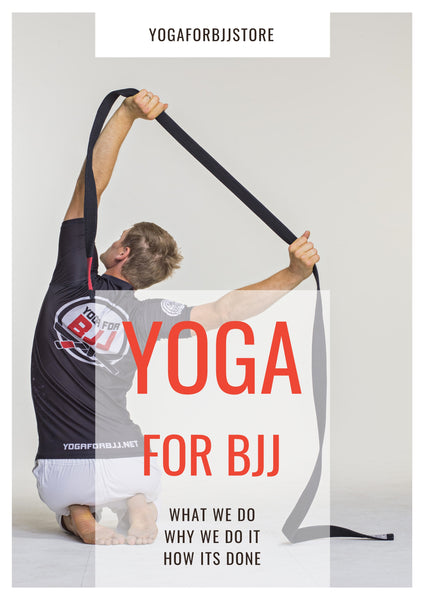 Yoga For BJJ Clothing