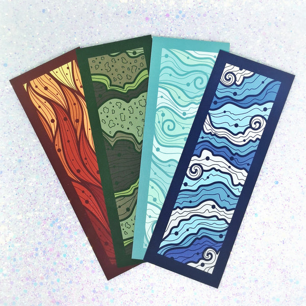 Elemental Bookmarks