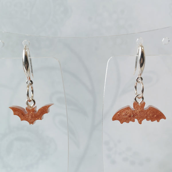 Pumpkin Spice Resin Jewellery Collection