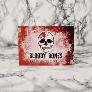 BLOODY BONES MINI BOX