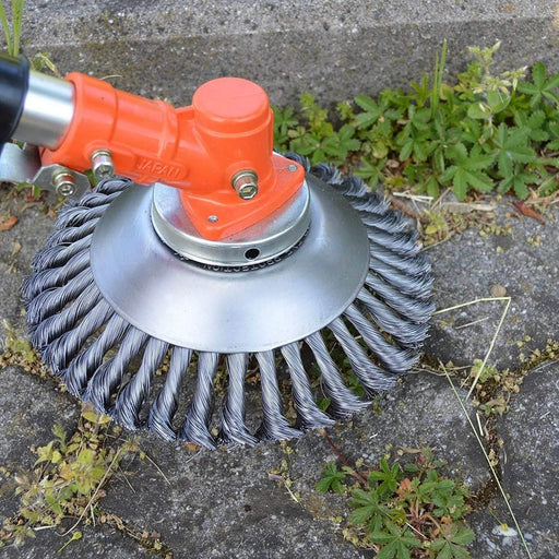 Steel Wire Grass Trimmer