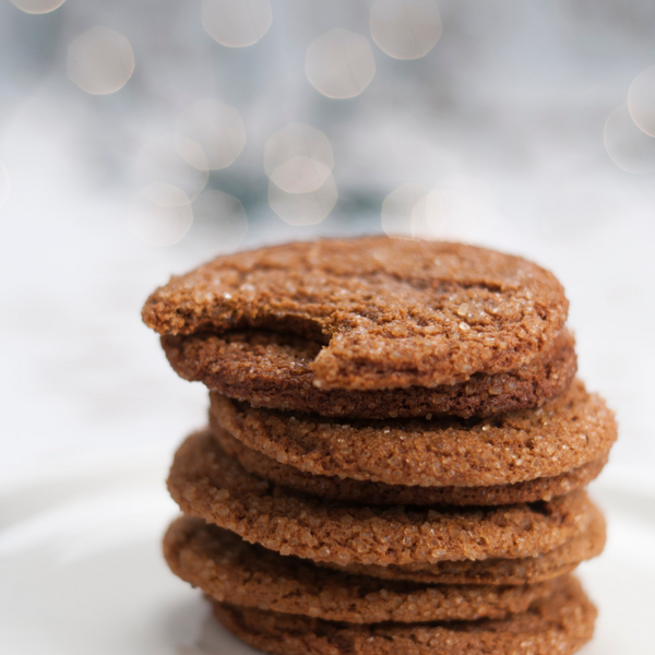 Classic Ginger Cookies