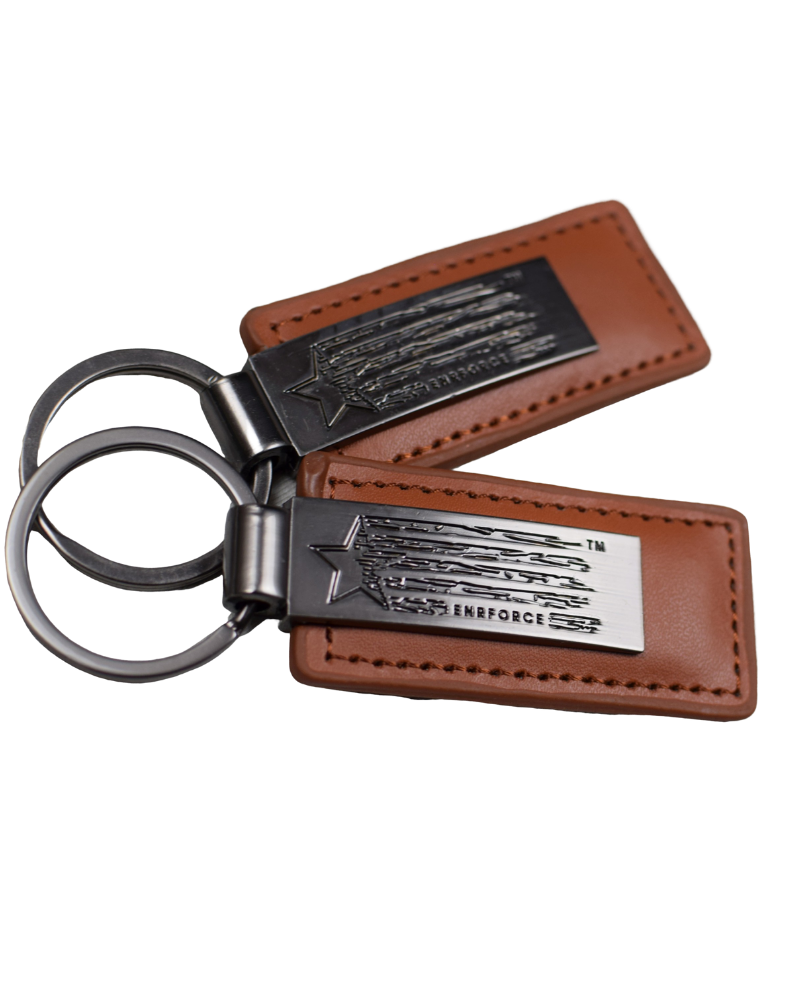 Premium Keychain (brown) (4823236018258)