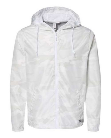 Snow Camo - Windbreaker