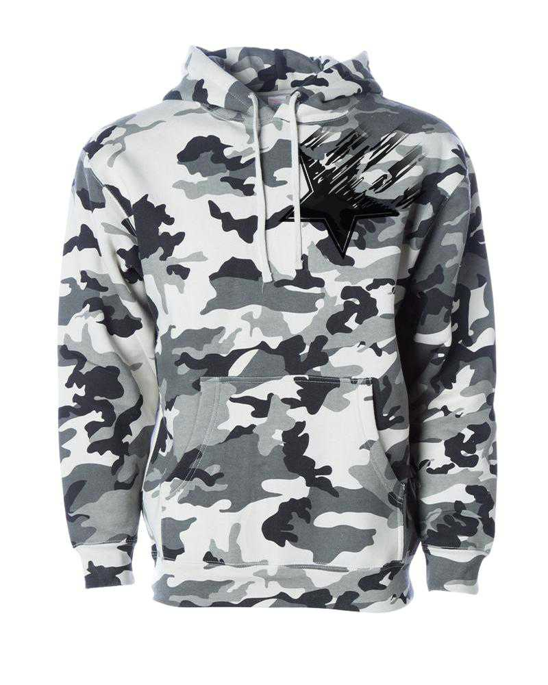 Limited Premium Camouflage Hoodie