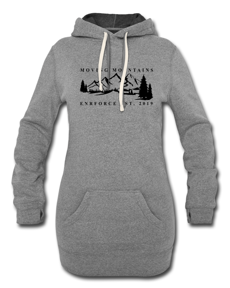 Mountains Dress Hoodie