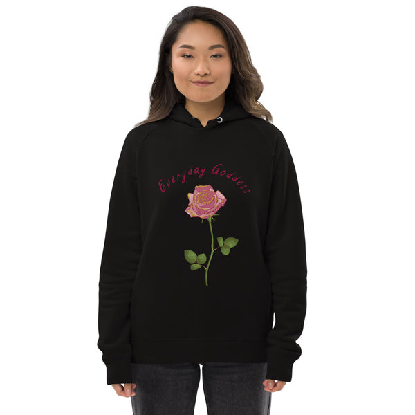 Everyday Goddess - pullover hoodie