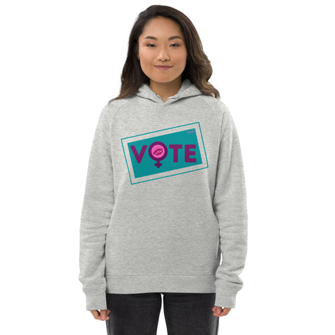Vote em out - pull over hoodie