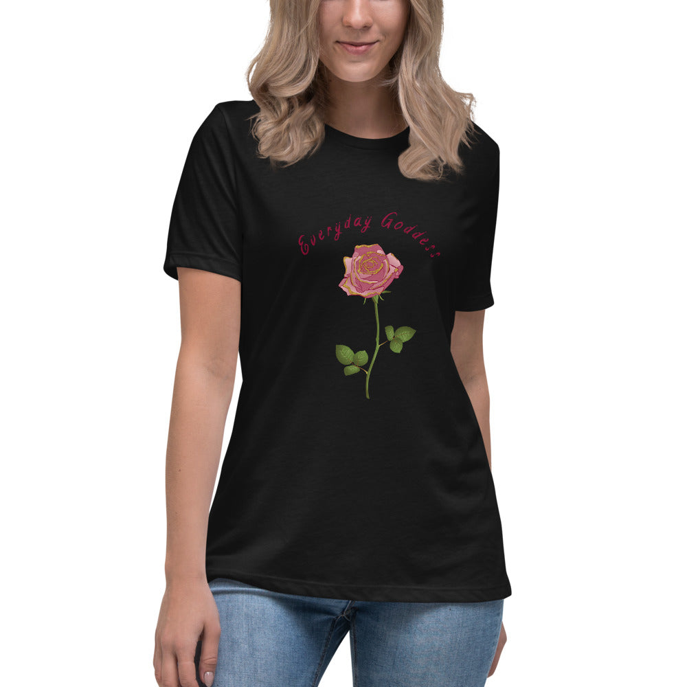 Everyday Goddess - Relaxed T-Shirt