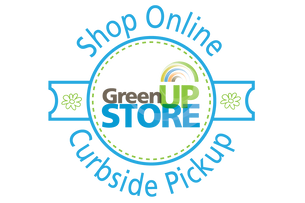 GreenUP Store Shop Online Curb-side Pickup Logo