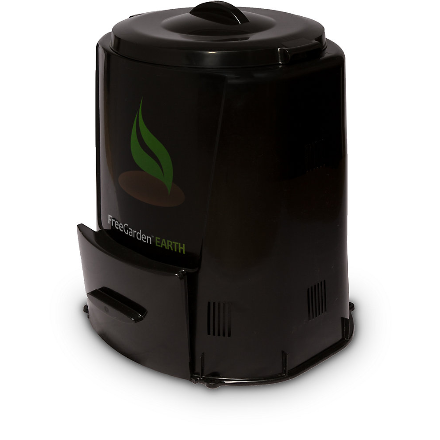 The Free Garden Earth Backyard Composter