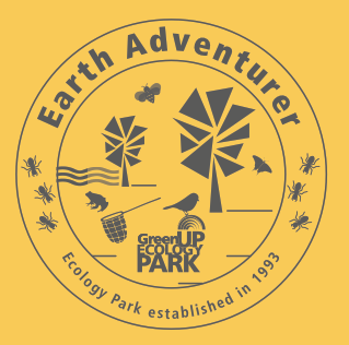 Earth Adventurer T-Shirt - Exclusively for Camp Participants