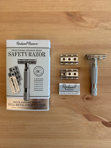Rockwell Double-Edge Safety Razor 6C