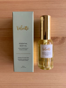 Velvette Essential Body Oil 30mL