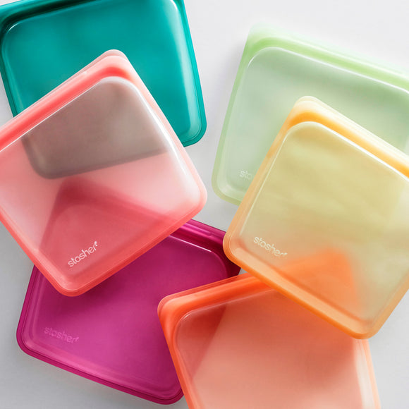 Stasher Silicone Sandwich Bag