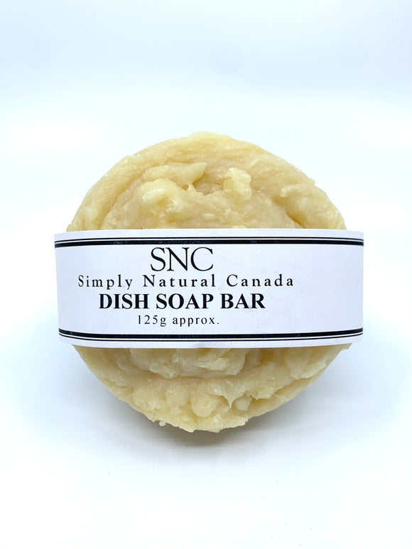Simply Natural Canada Dish Soap Bar