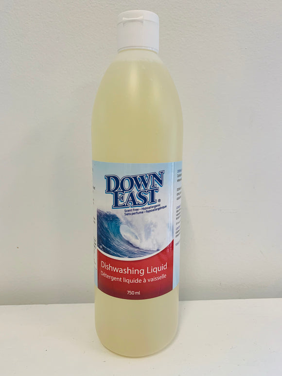 Down East Dish Washing Liquid