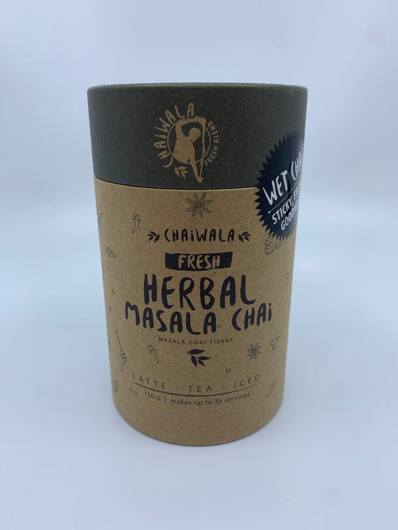 Chaiwala Herbal Masala Chai 150g
