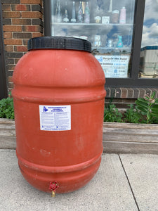 BRT Recycled Rain Barrel