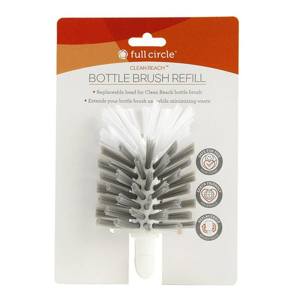 Full Circle Clean reach Bottle Brush Refill