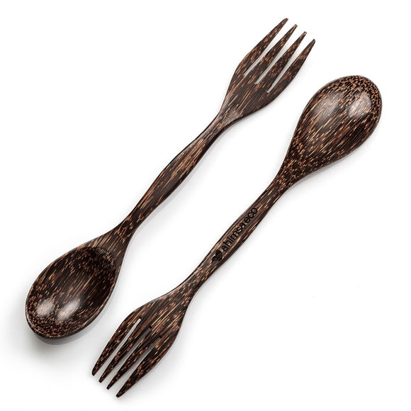 Ahimsa Eco Reclaimed Coconut Wood Spork