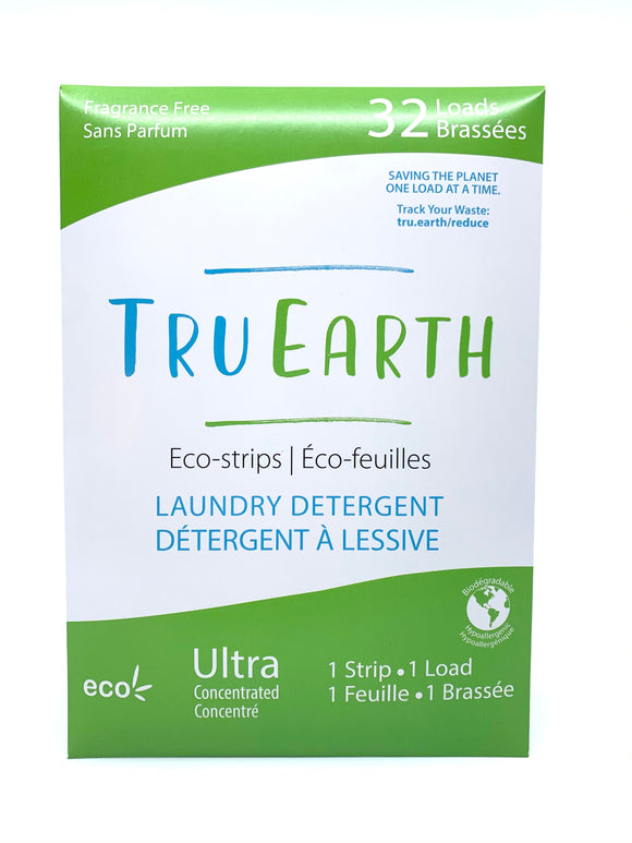 Tru Earth Eco Strip Laundry Detergent