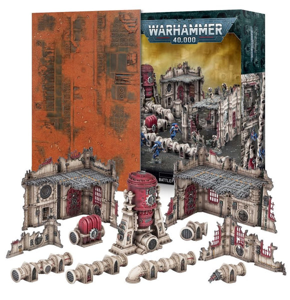 Warhammer 40,000: Command Edition - Battlefield Extension Set
