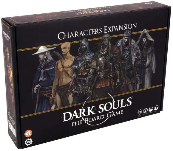 Dark Souls the Board Game: Characters Expansion