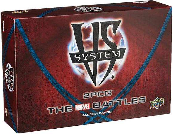 VS System: Marvel Battles