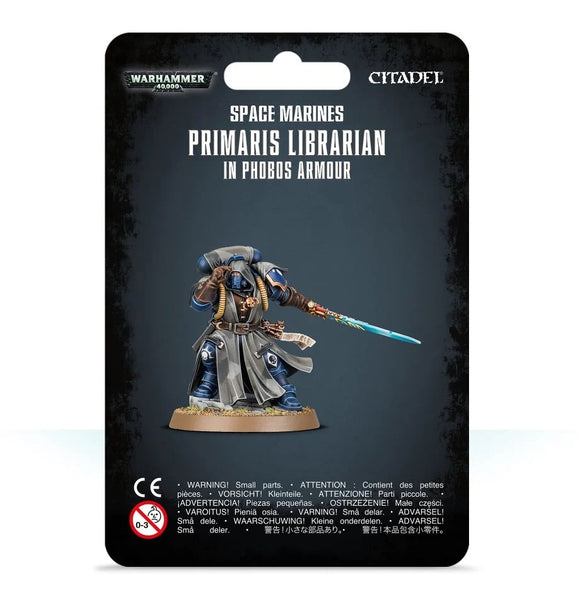 Space Marines: Phobos Librarian