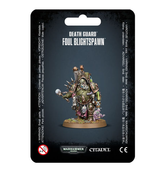 Death Guard: Foul Blightspawn