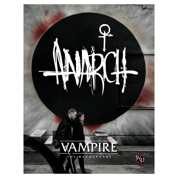 Vampire: The Masquerade - Anarch