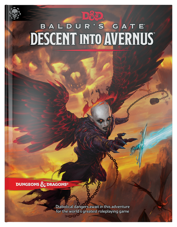 D&D 5E: Baldur's Gate: Descent Into Avernus